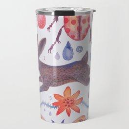 Et coloris natura V Travel Mug