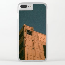 Observant Light Clear iPhone Case