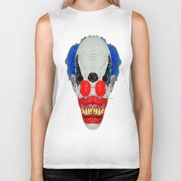 Creepy Clown Biker Tank
