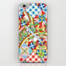 Design Confections Pattern on Pattern II iPhone & iPod Skin