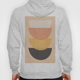 Abstract Art / Shapes 24 Hoody
