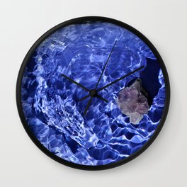 Harmony shadows Wall Clock