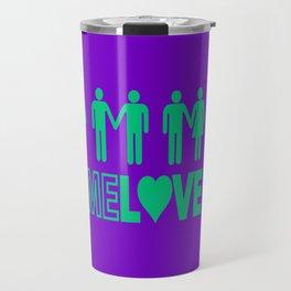Same Love Travel Mug