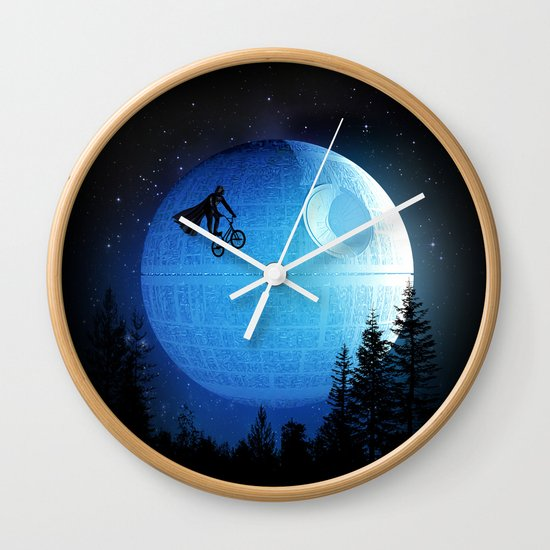 Let's have fun Wall Clock