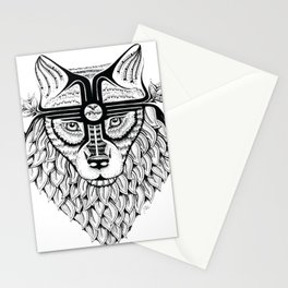 Zia Beast Stationery Cards