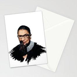 Ruth Bader Ginsburg RBG Stationery Cards