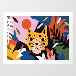 Pantanal Art Print