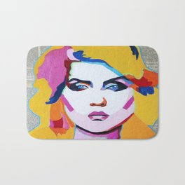 Debbie Harry Bath Mat