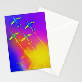 The Roulettes Stationery Cards