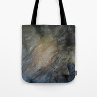 postcard Tote Bags featuring postcard oracle by Imagery by dianna