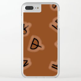 Brands Clear iPhone Case