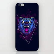 Frenzy Bear iPhone Skin