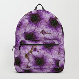 The sky is not the limit for beautiful big flowers Backpack