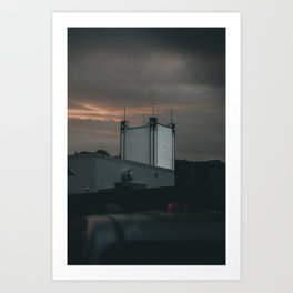 The Tower in Colorado Art Print