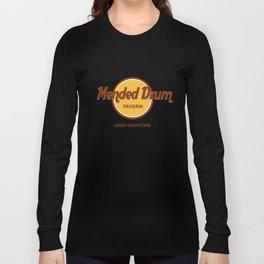 Mended Drum Tavern Long Sleeve T-shirt