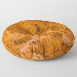 Natural Stone Art-The Cistern, Gold Butte, NV Floor Pillow