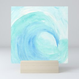 Surf Time Mini Art Print