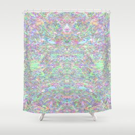 The Divinity Shower Curtain