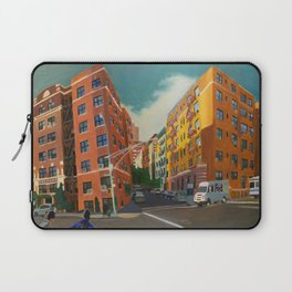 AFTERNOON NEW YORK Laptop Sleeve