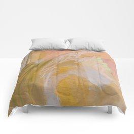 Jump / Acrylic Abstract Comforters