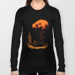 Atomic Cowboy Long Sleeve T-shirt