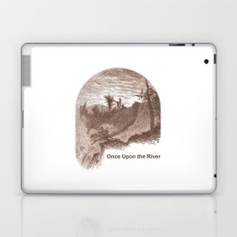 Once Upon the River (Ticonderoga Falls) Laptop & iPad Skin