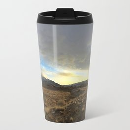 Land and Sky Travel Mug