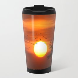 AFRICAN SUNSET Travel Mug