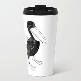 COMMUNIST DUCK Travel Mug