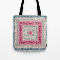 square Tote Bags featuring Square by Truly Juel