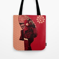 ASIAN WOMAN Tote Bag