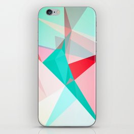 FRACTION - Abstract Graphic Iphone Case iPhone Skin