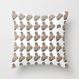 3D Throw Pillow