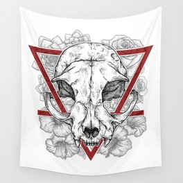 Sealed fate Wall Tapestry