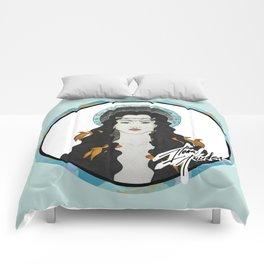 Sea Goddess Comforters