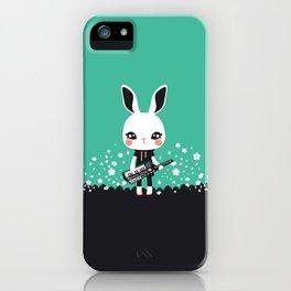 KeyZtar & Bunbina iPhone Case