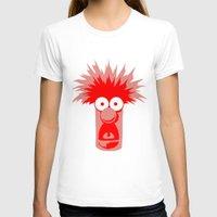 muppets T-shirts featuring Muppets beaker by siti fadillah