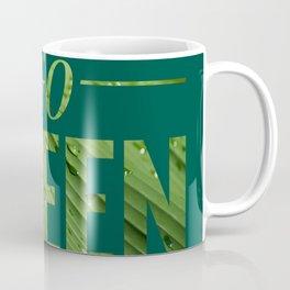 Go Green! Logo Coffee Mug