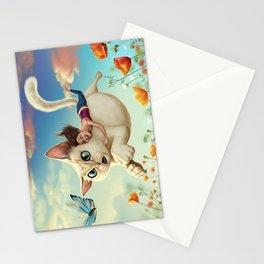 Catsy Stationery Cards