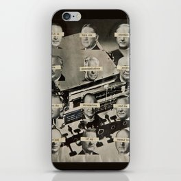 Other Acts Of My Mental Life iPhone Skin