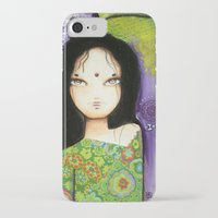 indian iPhone & iPod Cases featuring Indian by ByCabotine