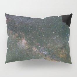 Galaxy Gazing Pillow Sham