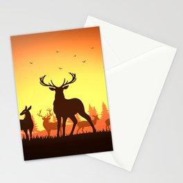 Wild Animal Stationery Cards