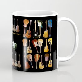 Guitars Galore Coffee Mug
