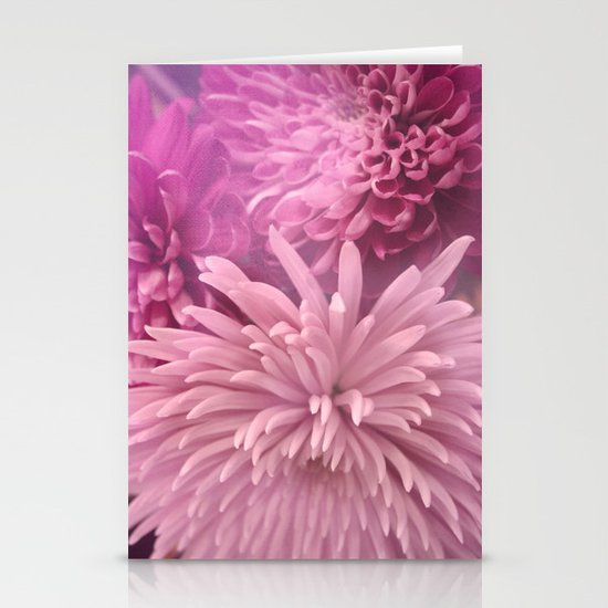 Pink Hour Stationery Cards