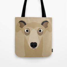 Greyhound (Galgo Ingles) Tote Bag