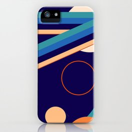 Retro 70s Mach II iPhone Case