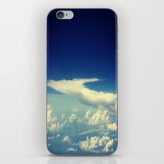 Cloud iPhone Skin