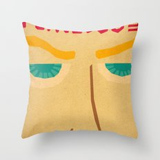 fer el loco Throw Pillow