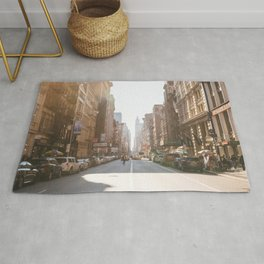 New York City Streets Rug
